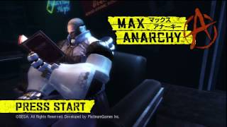 Max Anarchy OST - Jaw