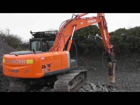 Walsh Agri - Digger Work