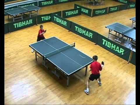 Table Tennis Education