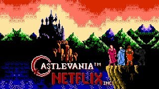 Castlevania III: Netflix Hack ROM (Jap) -  ̶G̶r̶a̶n̶t̶  + Alucard Path.