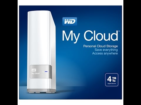 MyCloud 4TB USB / NAS External Hard Drive - Overview /  Review