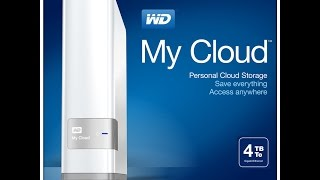 MyCloud 4TB USB NAS External Hard Drive - Overview Review