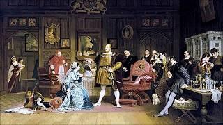 Генрих 8 Тюдор - король Англии. Часть 1/2. Рассказывает историк Наталия Ивановна Басовская.