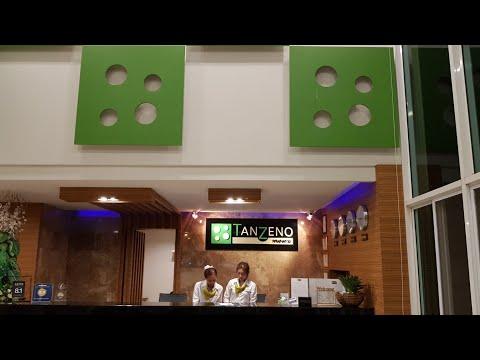 โรงแรมแทนซิโน ที่พักแนะนำเมืองหนองคาย Tanzeno Hotel, Nongkhai
