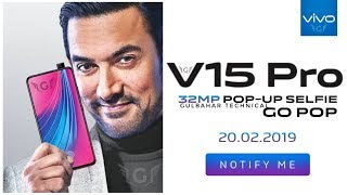 Vivo V15 Pro Official Video