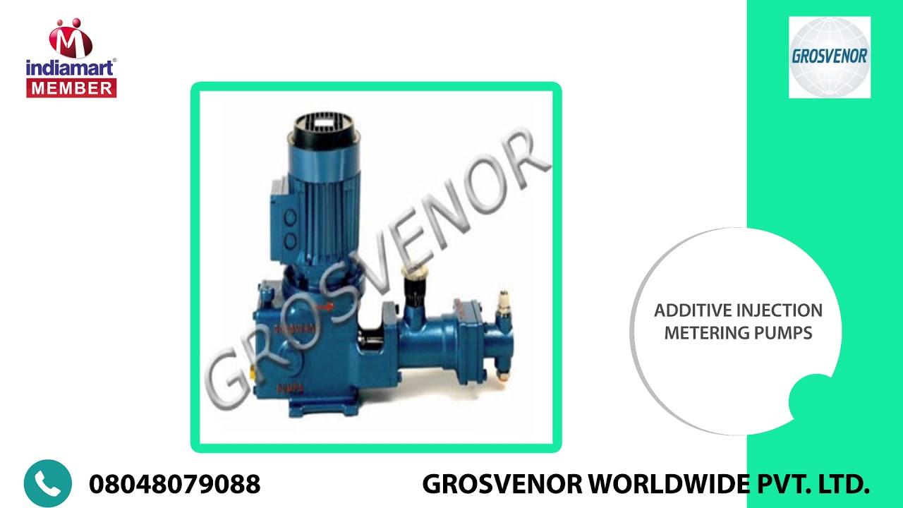 industrial pumps and accessories by grosvenor worldwide pvt ltd mumbai [ 1280 x 720 Pixel ]