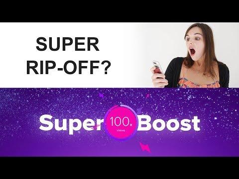 Tinder Super Boost - Is It A Super Ripoff?