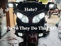 DIY: Upgrade to LED Headlights and Signal lights on the Honda Goldwing