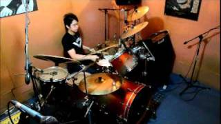 Teach Me How To Dougie- Cali Swag District Official(Drumcover By Thirdy Samsaman)