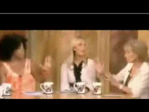 Barbara Walters exposes James Van Praagh - FRAUDSTER !!!!!!