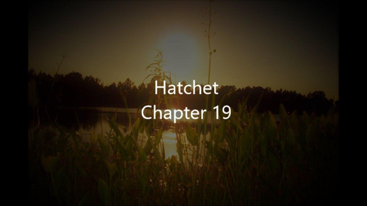 hatchet audiobook chapter 19