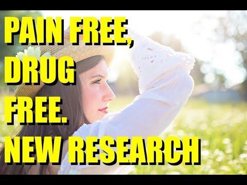 Pain Free, Drug Free: Groundbreaking Research | Dr David Seaman DC,MS