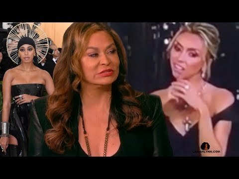 Ms Tina Calls Out Giuliana Rancic For Her SHADY FACE When Discussing Solange's Do-rag