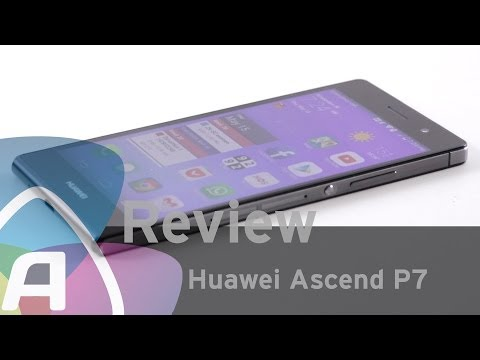 Huawei Ascend P7 review (Dutch)