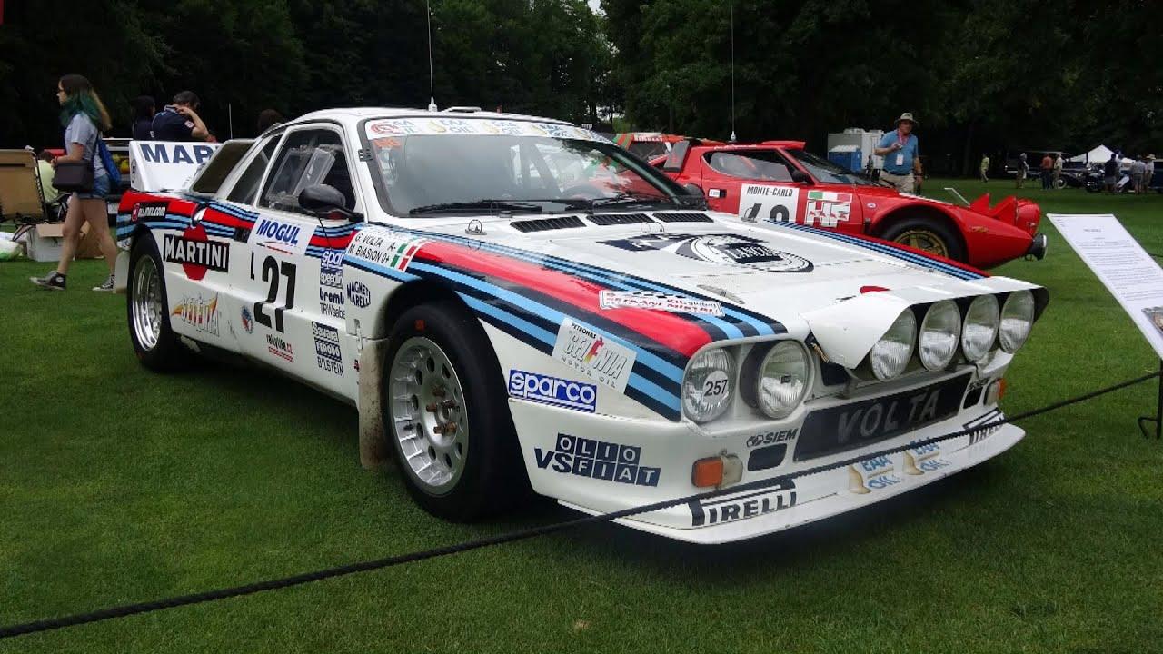 Rally Car Wallpapers Free Lancia Stratos Lancia 037 Lancia Delta Rally Cars Firing