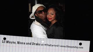 "Lil Wayne Has A Single Featuring Nivea & Drake On ""Tha Carter V"""