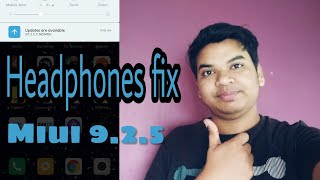 MIUI 9.2.5 STABLE UPDATE FOR REDMI NOTE 5 PRO || HEADPHONES ISSUE FIX 😱(Link)
