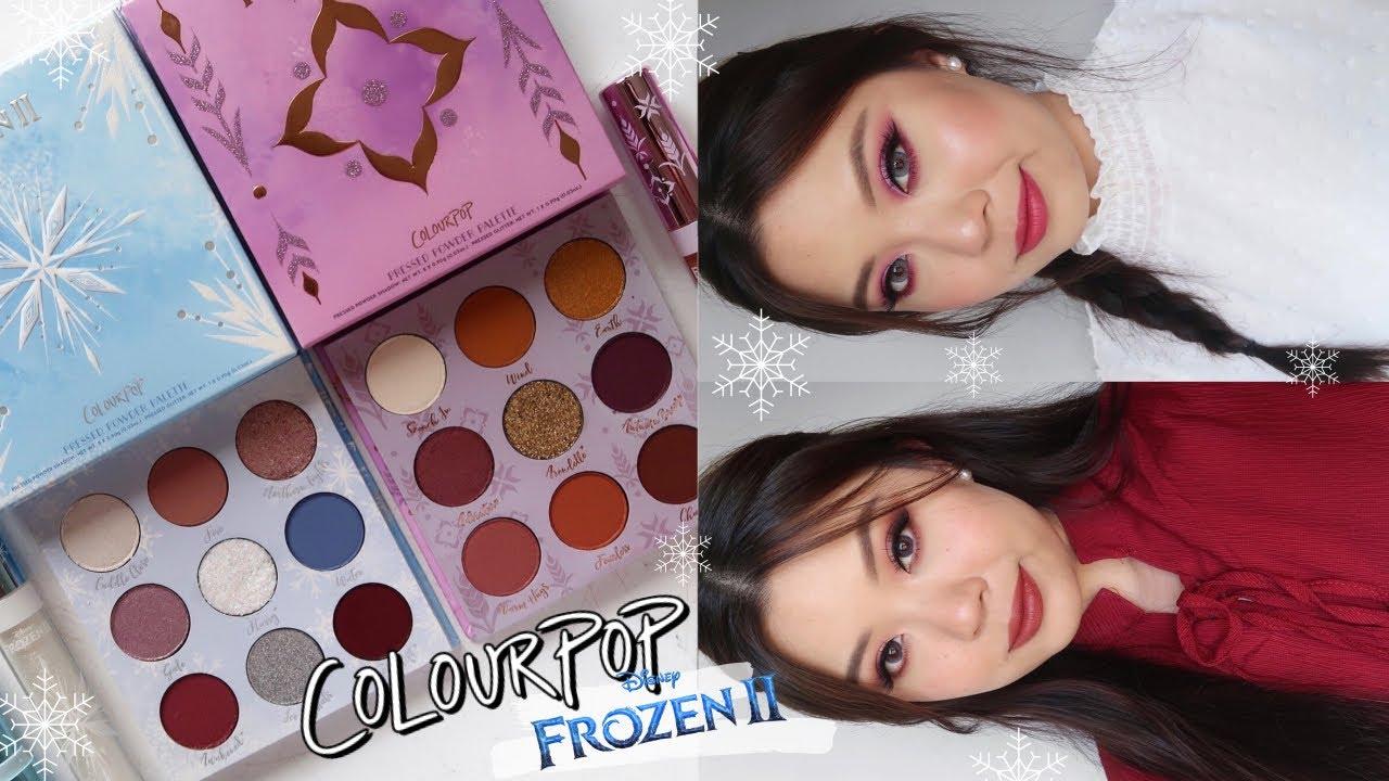 Colourpop X Disney Frozen II Going North Crème Lux Lipstick by Colourpop #13