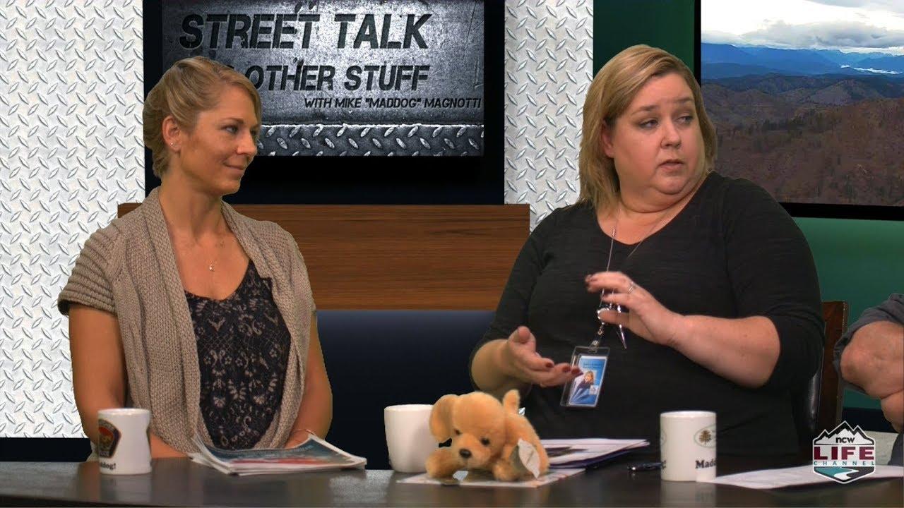 Street Talk & Other Stuff- Jessica Johnson, SAGE
