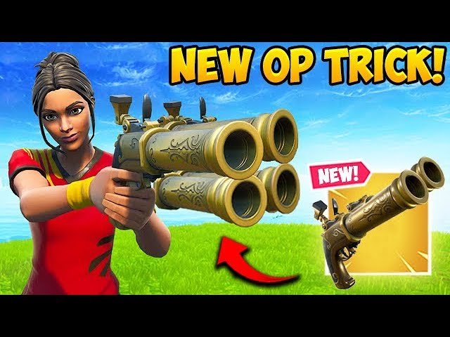 * NEU * SUPER OP FLINT KNOCK TRICK !! - Fortnite Funny Fails und WTF Moments! # 588 + video