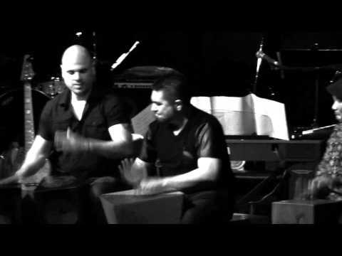 Orchestre Sublime showcasing Monk Drums (Live) 05-01-2015