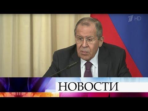 В Кремле считают, что санкции США в отношении нефтедобывающей компании Венесуэлы незаконны.