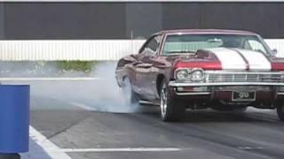 Diesel Impala Smoke a Lamborghini