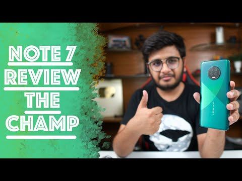 Infinix Note 7 Review | Oh Behtereen Hogia!