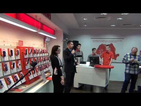 Samsung Galaxy Tab 10.1v lansat de Vodafone Romania