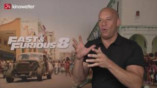 Baixar Interview Vin Diesel FAST & FURIOUS 8