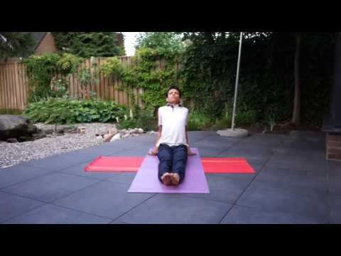 yoga practice with Ankan Kumar