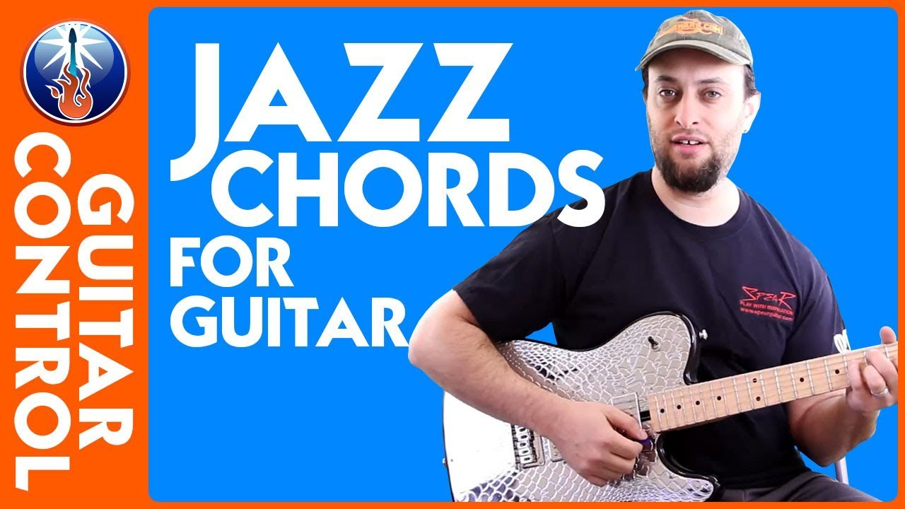 jazz chords for guitar learn 2 cool easy jazz chords youtube. Black Bedroom Furniture Sets. Home Design Ideas