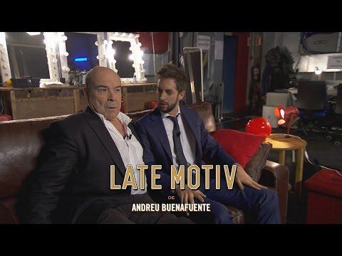 LATE MOTIV - Antonio Resines. Un rey del cine   #Latemotiv151