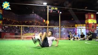 شاهد بالفيديو : فن التحكم فى الكرة وبطولة مصر للفرى ستايل