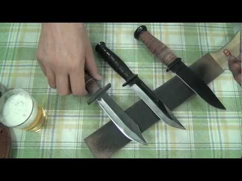 Gear Review - Ontario 499 Air Force Survival Knife