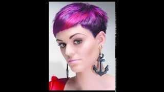 Hair Color Ideas For Short Hair 2015 Youtube