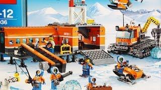 arctic base camp baza arktyczna 60036 lego city www megadyskont pl