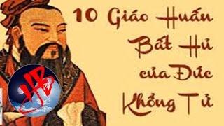 10 lời dạy từ Khổng Tử sẽ thay đổi cuộc sống của bạn