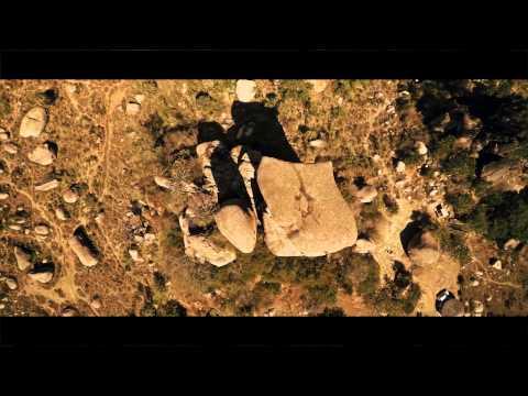 Kit Mikayi Rock, Kisumu, Kenya - An Aerial Tour