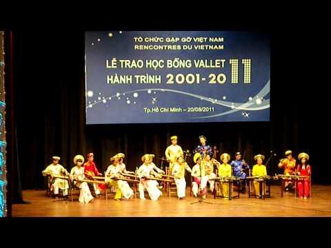 Tiếng Hát Quê Hương hòa tấu Lưu Thủy - Kim Tiền - Xuân Phong - Long Hổ 2011