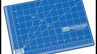 Cutting mat A3 45 x 30 cm