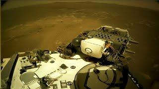 Nasanın Mars Aracı Perseverancedan  Muhteşem Yeni Mars Görüntüleri