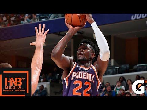 Phoenix Suns vs Memphis Grizzlies Full Game Highlights | 10.27.2018, NBA Season