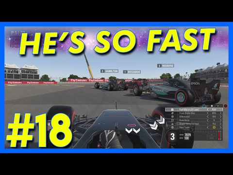 F1 2016 : New Fastest Car On The Grid!! (F1 2016 Career Mode, American GP, Part 18)