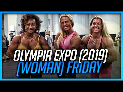 Olympia Expo 2019 (Women) FRIDAY