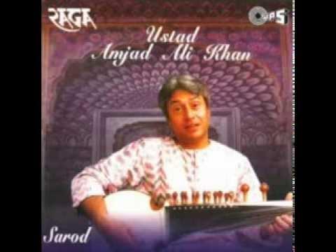 Ustad Amjad Ali Khan - Raga Bageshri (Sarod)