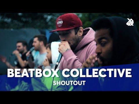 THE BEATBOX COLLECTIVE   Cuts and Classics (Hip Hop Medley)