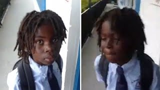 Ce pegarçon n'a pas pu assister à son premier jour d'école à cause de ses dreadlocks