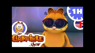 THE GARFIELD SHOW - 1 Hour - Compilation #05