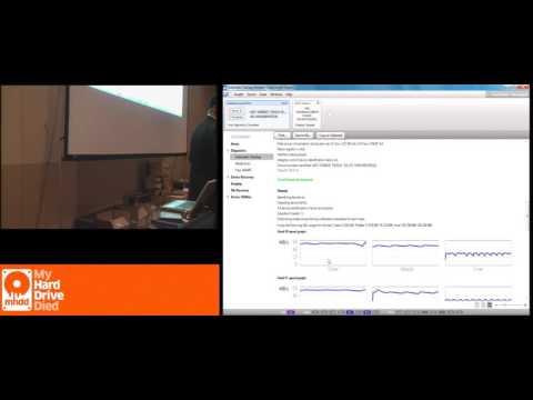 CYBERCRIME SECURITY NEXUS 2015 lab videos for Atola and Deepspar